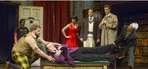 REVIEW: THE PLAY THAT GOES WRONG (DUCHESS THEATRE)