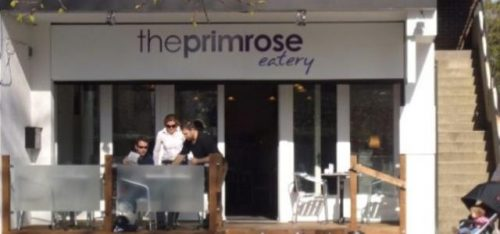THE PRIMROSE EATERY (CONTEMPORARY CUISINE)
