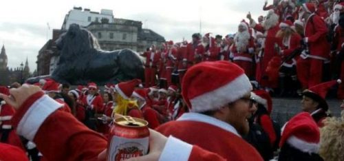 A BEGINNER'S GUIDE TO: SANTACON