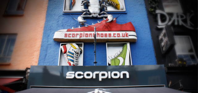 SCORPION SHOES (FOOTWEAR SHOP)