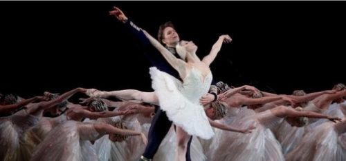 REVIEW: SWAN LAKE (ROYAL OPERA HOUSE LIVE SCREENING)