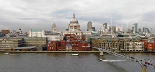 THE 5 BEST SPOTS FOR LONDON PANORAMAS