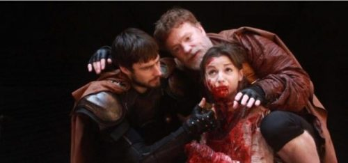 SHAKESPEARE'S GLOBE ON SCREEN: TITUS ANDRONICUS