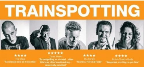 REVIEW: TRAINSPOTTING (KING'S HEAD THEATRE)