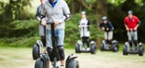 SEGWAY EXPERIENCE & RALLY