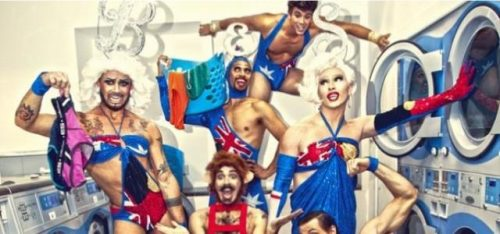 BRIEFS: THE SECOND COMING (LONDON WONDERGROUND)